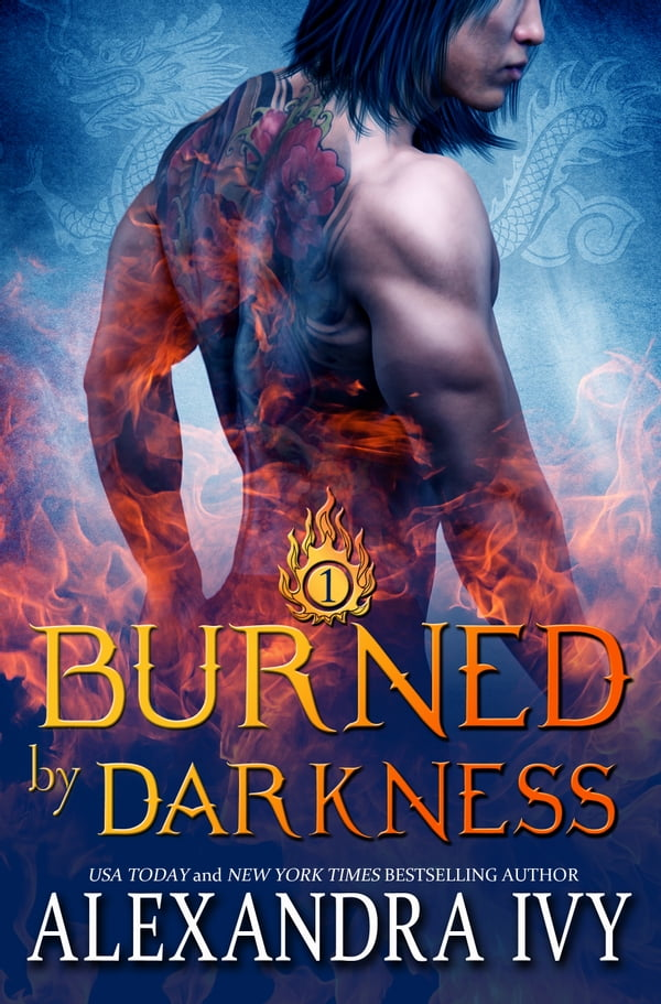 Burned by Darkness cover image