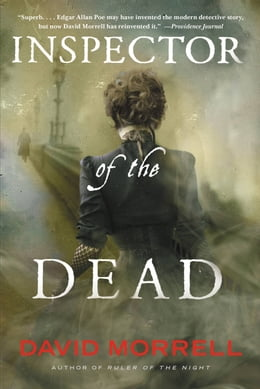Book Inspector of the Dead by David Morrell