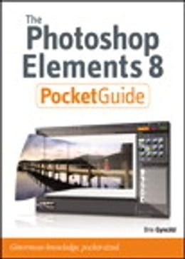 Book The Photoshop Elements 8 Pocket Guide by Brie Gyncild