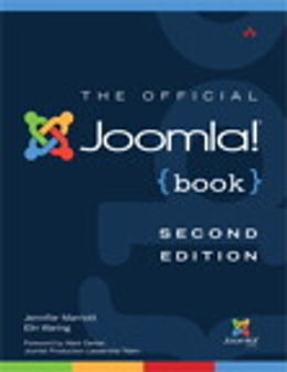 Book The Official Joomla! Book by Jennifer Marriott