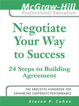 Book Negotiate Your Way to Success by Cohen, Steven