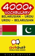 4000+ Vocabulary Belarusian - Urdu