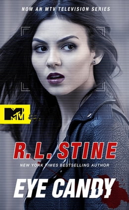 Book Eye Candy by R.L. Stine