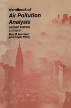 Handbook of Air Pollution Analysis by Roy M. Harrison