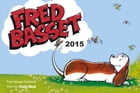 Fred Basset Yearbook 2015 by Summersdale