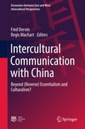 9789811040146 - Fred Dervin, Regis Machart: Intercultural Communication with China - Book