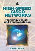 ISBN 9781420000061 product image for High-Speed Cisco Networks: Planning, Design, and Implementation | upcitemdb.com