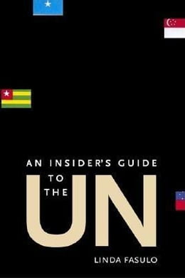 Book Insider's Guide to the UN by Fasulo, Linda