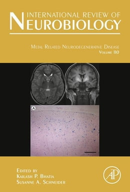 Book Metal Related Neurodegenerative Disease by Kailash P Bhatia