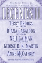 Legends II: New Short Novels by the Masters of Modern Fantasy by Robert Silverberg