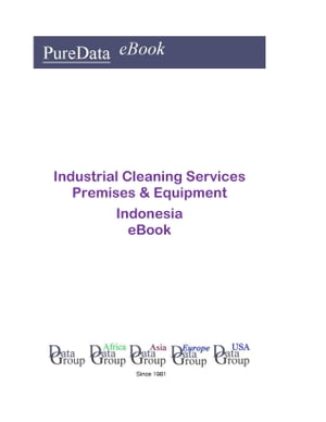 Industrial Cleaning Services Premises & Equipment in Indonesia