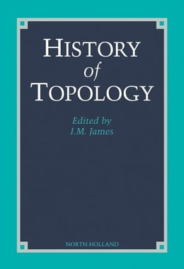Book History of Topology by James, I. M.
