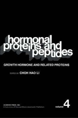 Book Growth Hormone and Related Proteins by Li, Choh Hao