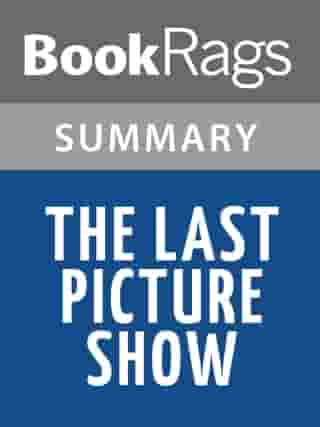 The Last Picture Show by Larry McMurtry Summary & Study Guide by BookRags
