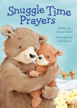 Book Snuggle Time Prayers by Glenys Nellist