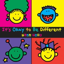 Book It's Okay To Be Different by Todd Parr
