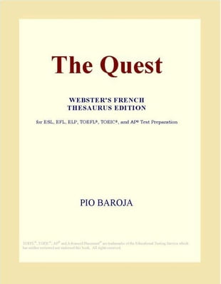 The Quest (Webster's French Thesaurus Edition)