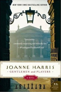 Book Gentlemen and Players: A Novel by Joanne Harris