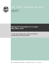 Raising the Consumption Tax in Japan: Why, When, How?