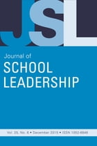 JSL Vol 25-N6 by Journal of School Leadership
