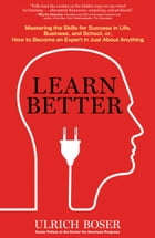 Learn Better Cover Image