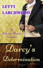 Darcy's Determination – A Pride and Prejudice Variation by Letty Larchwood