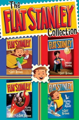 Book The Flat Stanley Collection (Four Complete Books) by Jeff Brown