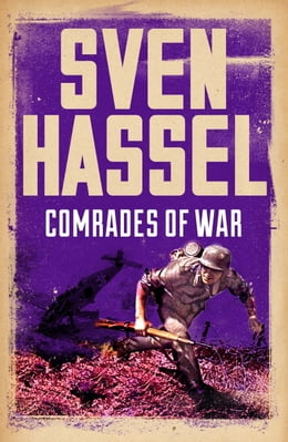 Book Comrades of War by Sven Hassel
