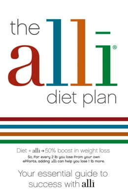 Book The alli Diet Plan: Your Essential Guide to Success with alli by HarperCollins