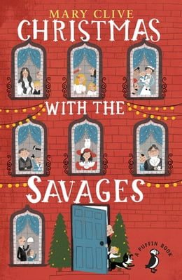 Book Christmas with the Savages by Mary Clive