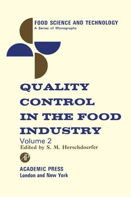 Book Quality Control in the Food Industry V2 by Herschdoerfer, S