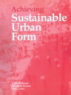 Achieving Sustainable Urban Form