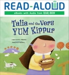 Talia and the Very YUM Kippur Cover Image