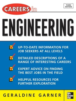 Book Careers in Engineering by Geraldine Garner