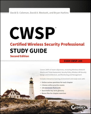 CWSP Certified Wireless Security Professional Study Guide Exam CWSP-205