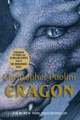 Book Eragon by Christopher Paolini