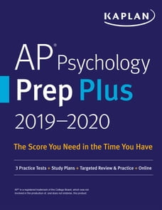 barrons ap psychology with online tests