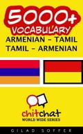 5000+ Vocabulary Armenian - Tamil