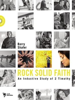 Book Rock Solid Faith by Barry Shafer