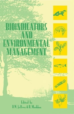 Book Bioindicators and Environmental Management by Unknown, Author