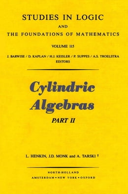 Book Cylindric Algebras by Unknown, Author