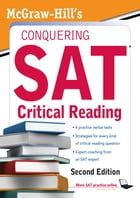 McGraw-Hill's Conquering SAT Critical Reading by Nicholas Falletta