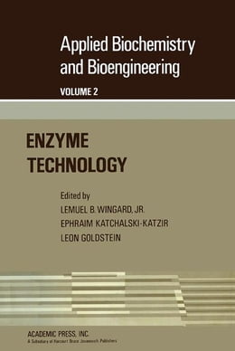 Book Applied Biochemistry and Bioengineering: Enzyme Technology by Wingard, Lemuel