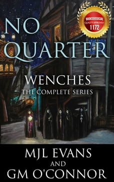 No Quarter: Wenches - The Complete Series (A Piratical Suspenseful Romance)