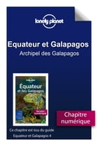 Equateur et Galapagos 4 - Archipel des Galapagos by Lonely Planet