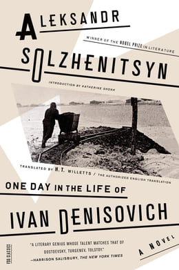 Book One Day in the Life of Ivan Denisovich: A Novel by Aleksandr Solzhenitsyn