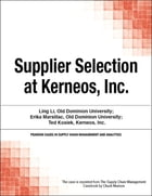 Supplier Selection at Kerneos, Inc. by Chuck Munson