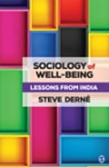 9789385985713 - Steve Derne: Sociology of Well-being - पुस्तक