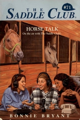 Book Horse Talk by Bonnie Bryant