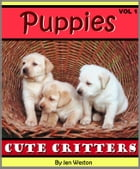 Puppies - Volume 1: A Photo Collection of Adorable, Cuddly Puppies by Jen Weston